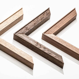 Rahmenprofile Massivholz