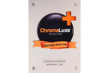 Chromaluxe Zertifizierung